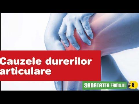 Genunchi durerea articulară se mișcă în tot corpul