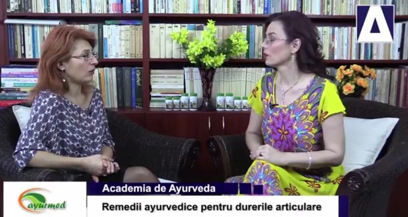 Tratamentul Ayurveda pentru artroza artrita