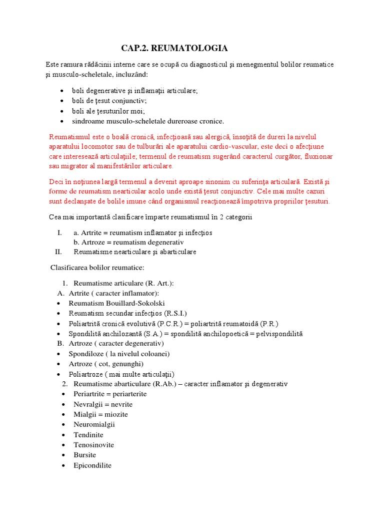 Boală autoimună - Boli degenerative de țesut conjunctiv