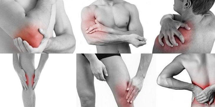 toți mușchii și articulațiile rănesc tratamentul