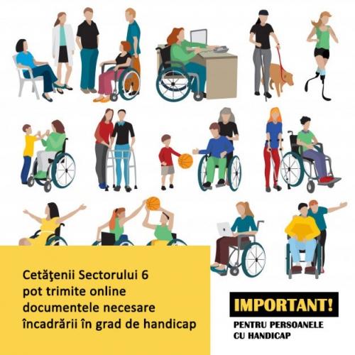 tratament comun pentru persoanele cu handicap)