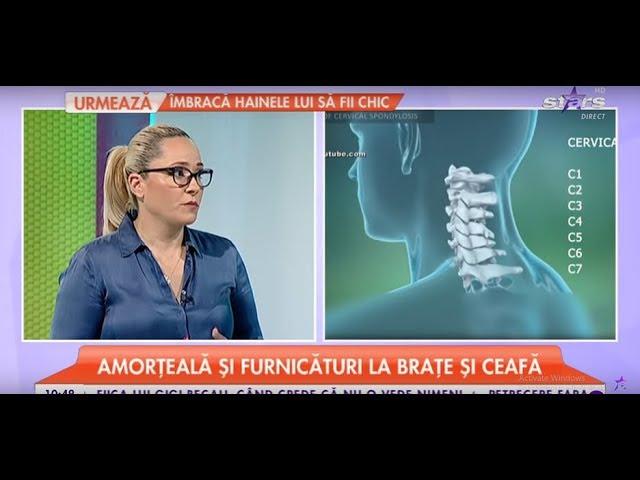 Ce este spondiloza cervicala si care sunt simptomele acesteia | studioharry.ro