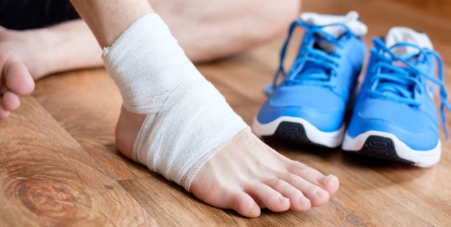 articulații slabe ale picioarelor cum să tratezi)