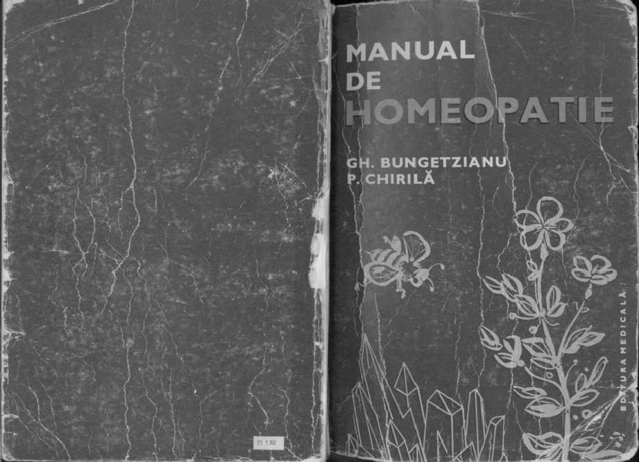 HOMEOPATIA IN TRATAMENTUL ARTRITEI
