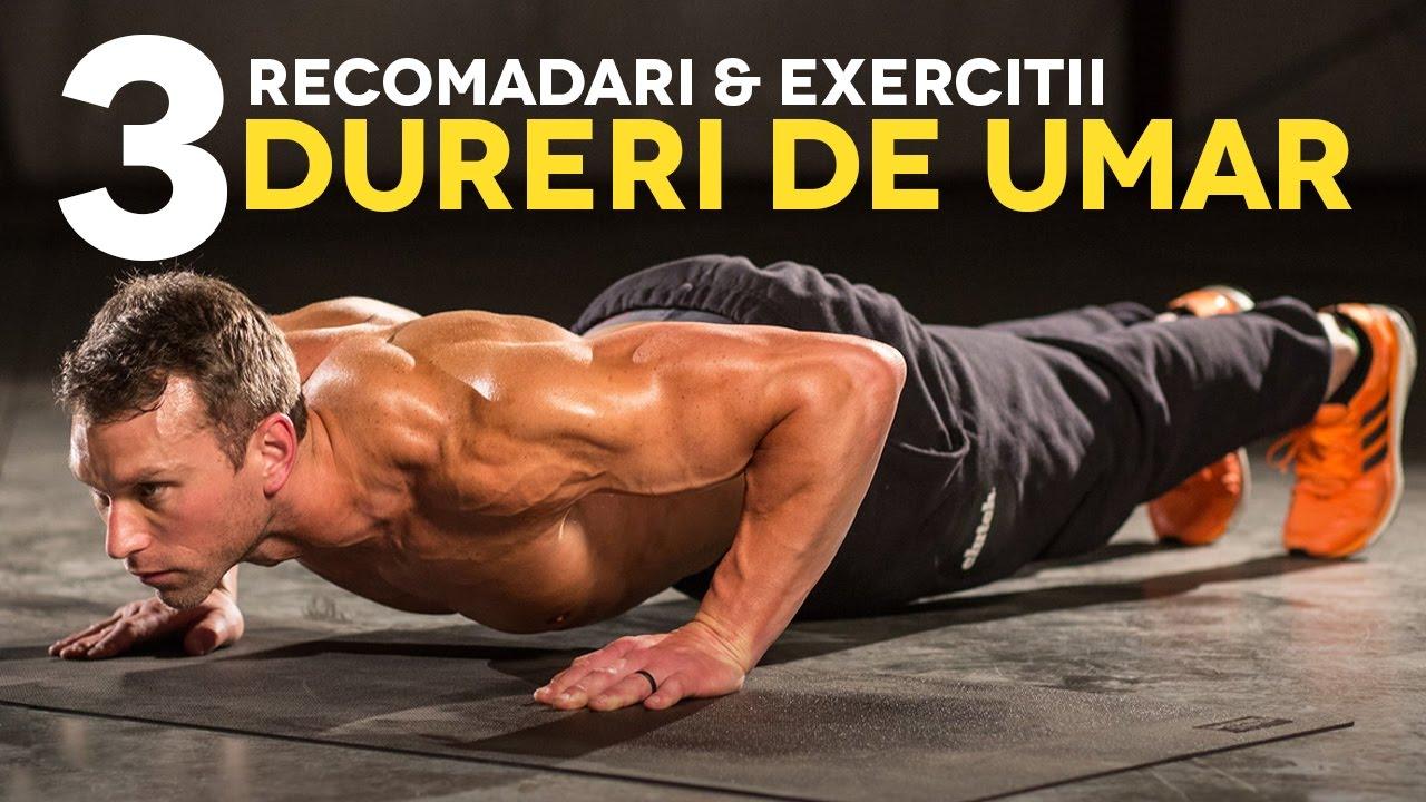 Exerciții pentru durerea în articulații și mușchi - Suprasolicitarea fizica