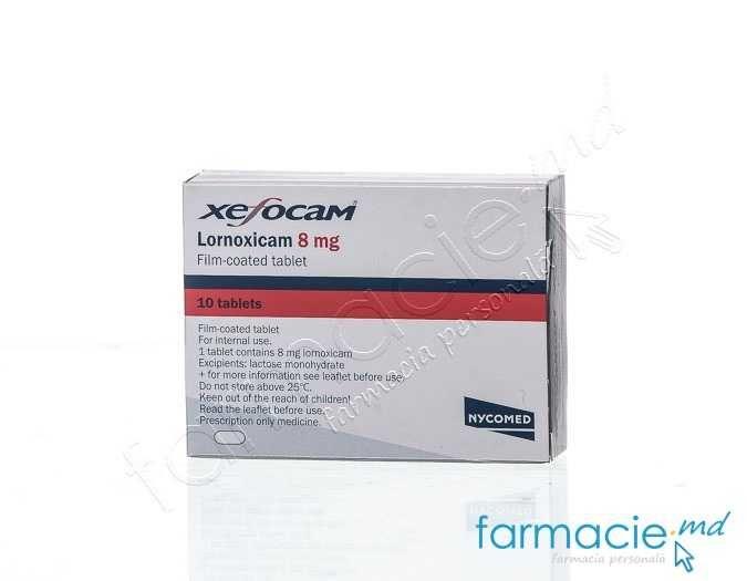xefocam rapid pentru dureri articulare)