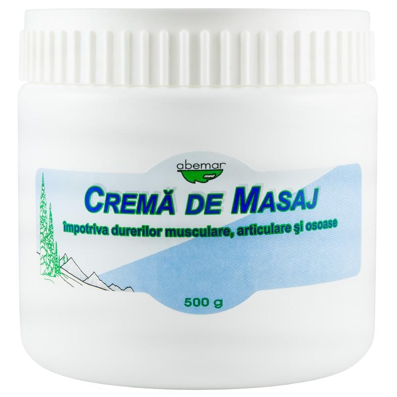 balsam de masaj articular cu condroitină și glucozamină)