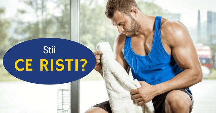 Este posibil să te antrenezi cu dureri articulare