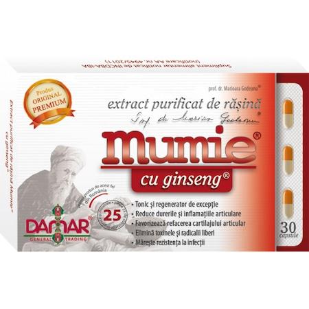 Cum să ia mumie pentru dureri articulare