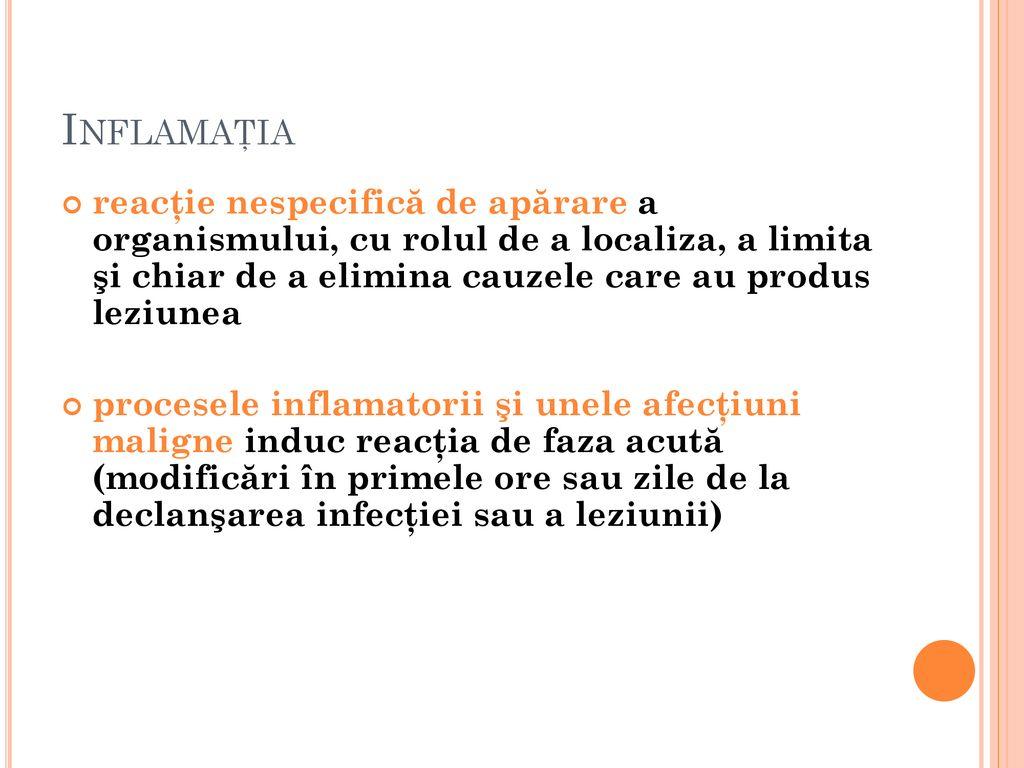 inflamație nespecifică a țesutului conjunctiv