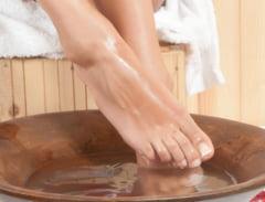 tratament pentru picioare umflate)