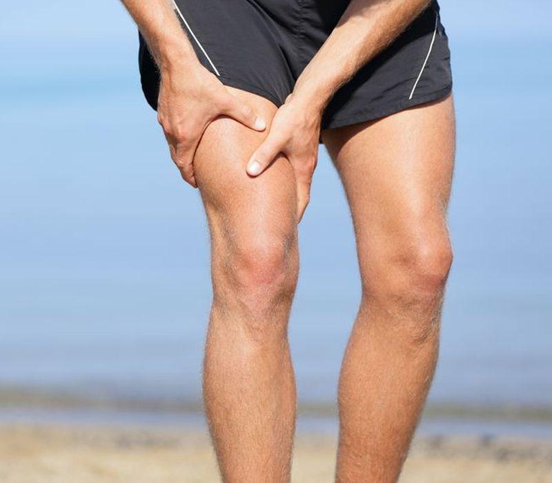 simptome ale leziunilor musculare ale genunchiului)