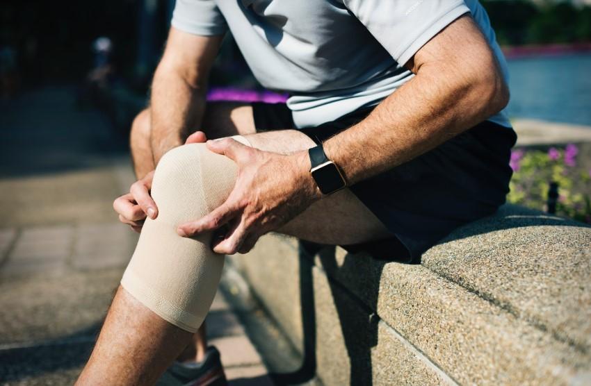 Inflamația articulației genunchiului bursită sinovită