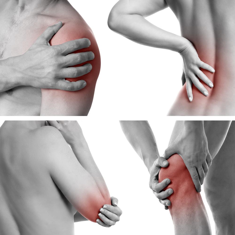 în crizele articulațiilor și durerea în