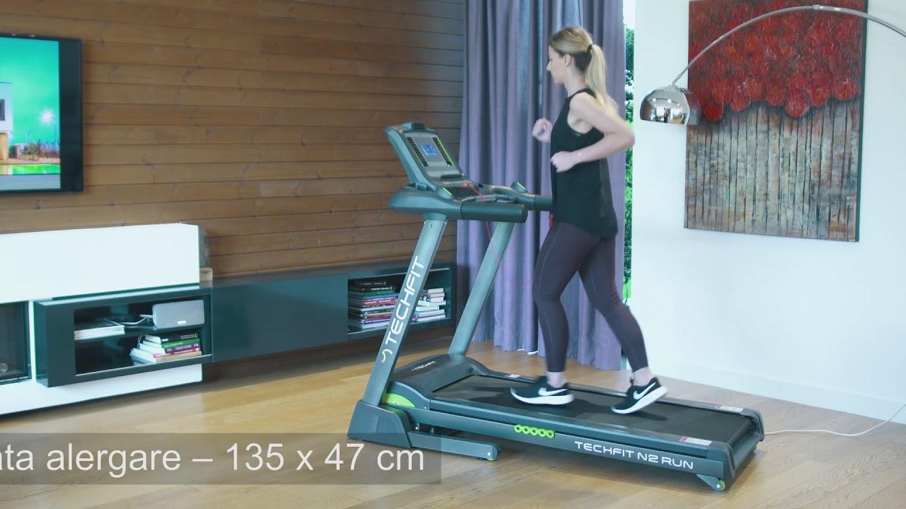 banda de alergare pentru artroza genunchiului)