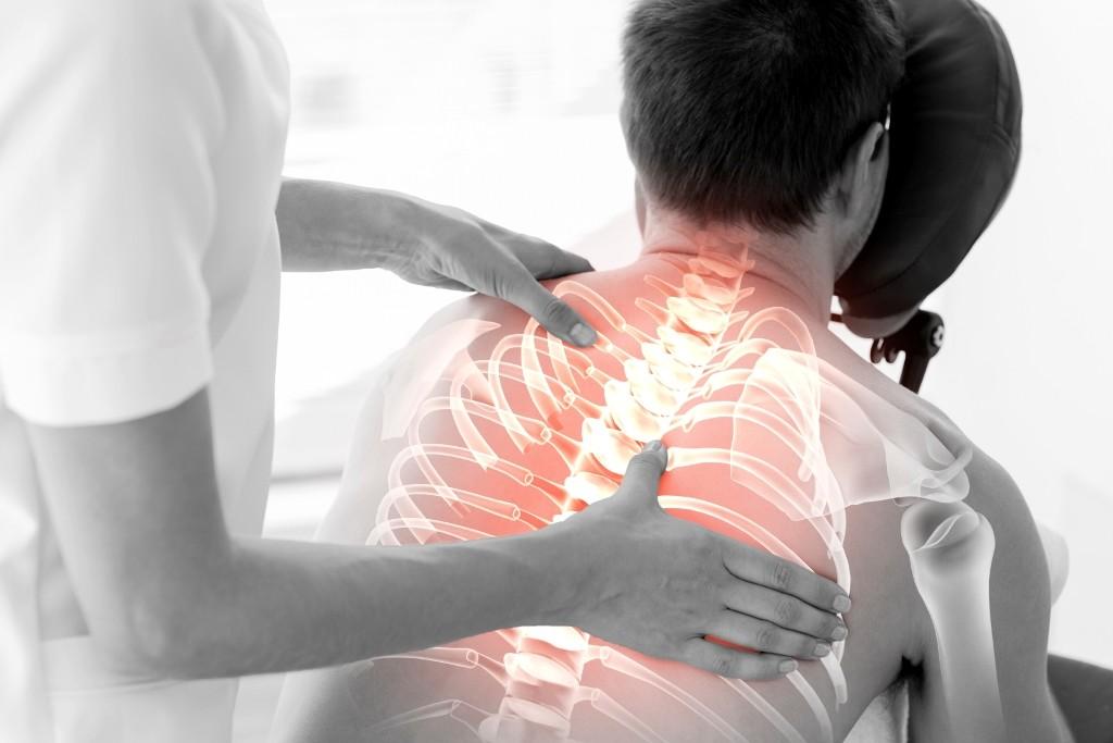 articulațiilor și partea inferioară a spatelui)