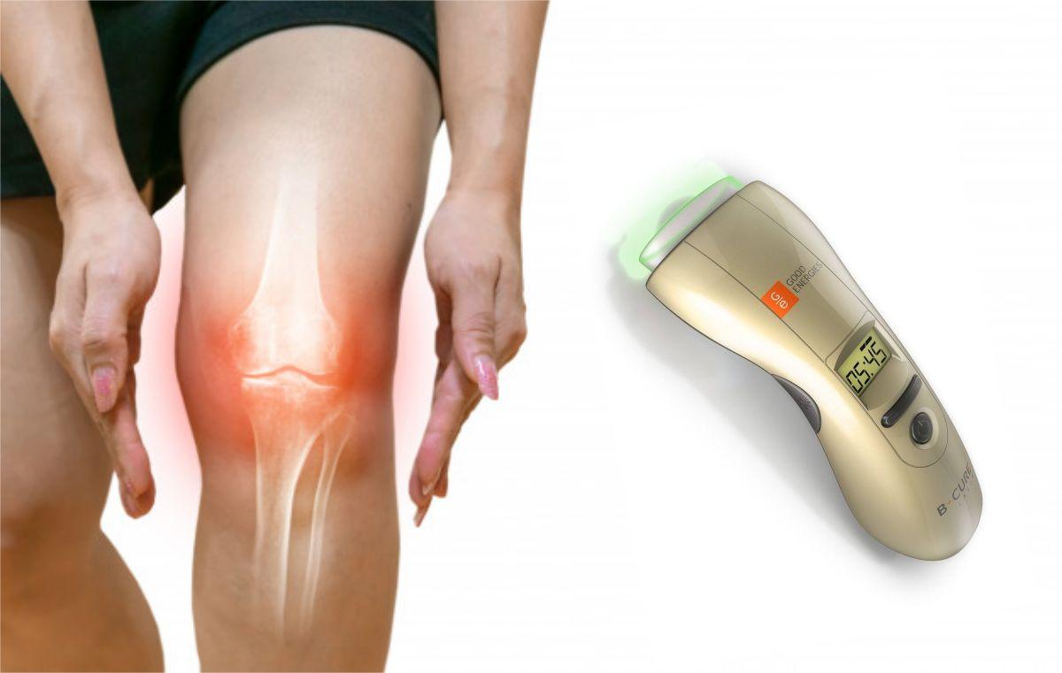 laser în tratamentul artrozei genunchiului)