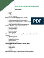 boli ale țesutului conjunctiv nediferențiat