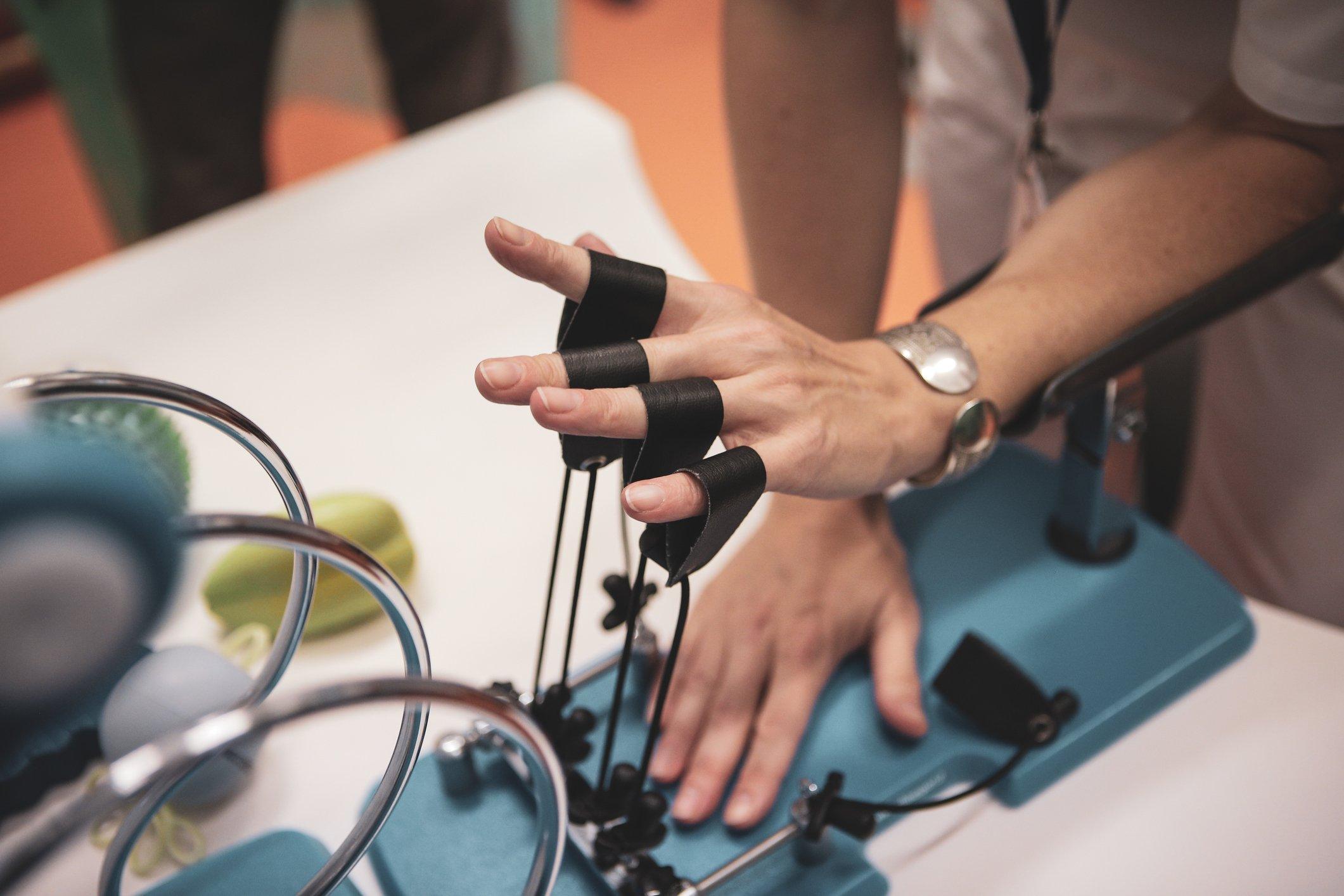 artroza mâinii ca tratată
