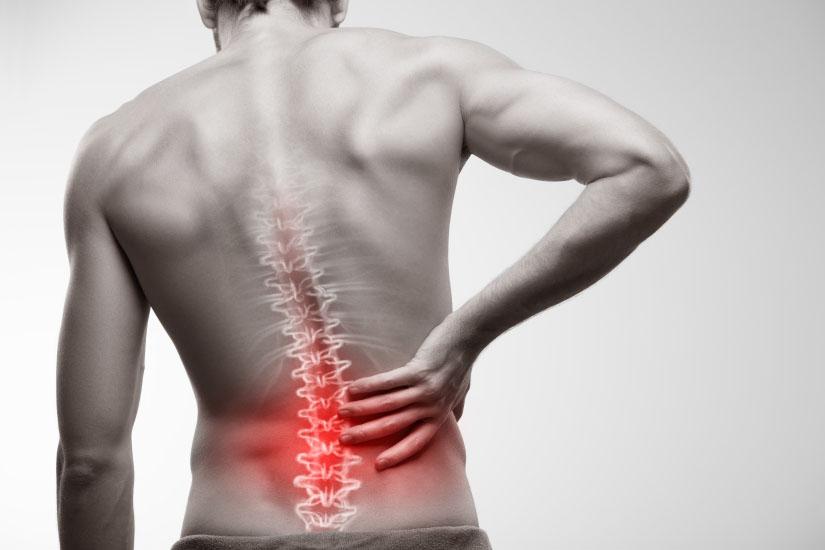 artrita articulațiilor spatelui)