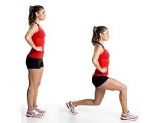 Dureri ascuțite la genunchi în timpul exercițiului fizic