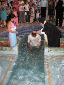 pregătire pentru botezul comun