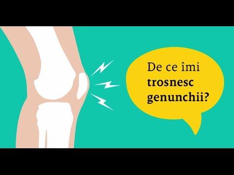 Tratamentul articulațiilor la genunchi Bobrovsky)