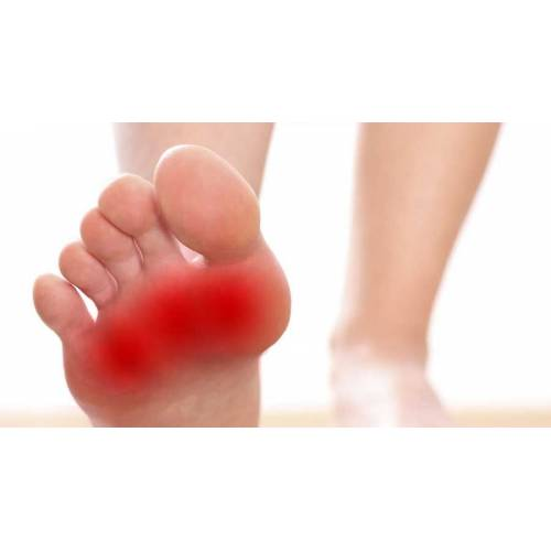simptomele și tratamentul inflamației articulațiilor piciorului