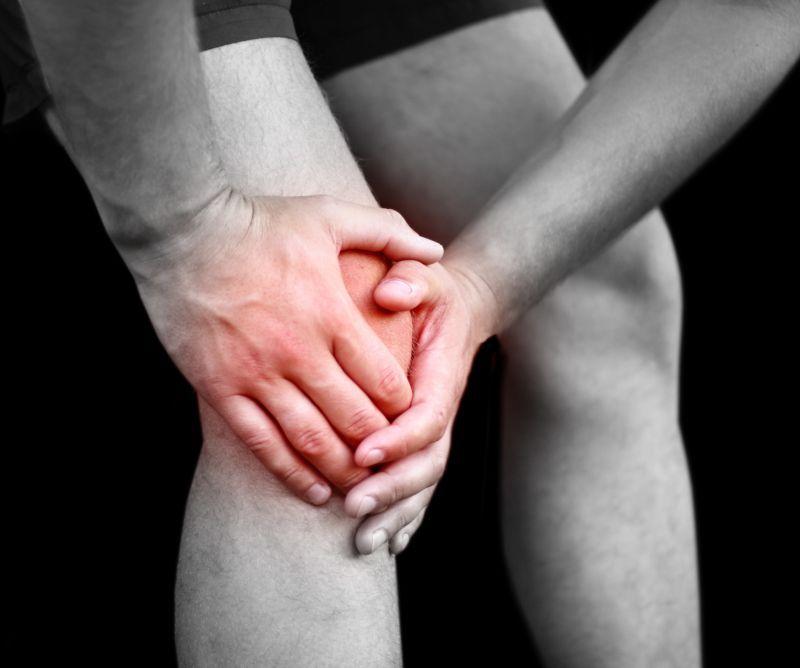genunchii răniți decât trata artrita