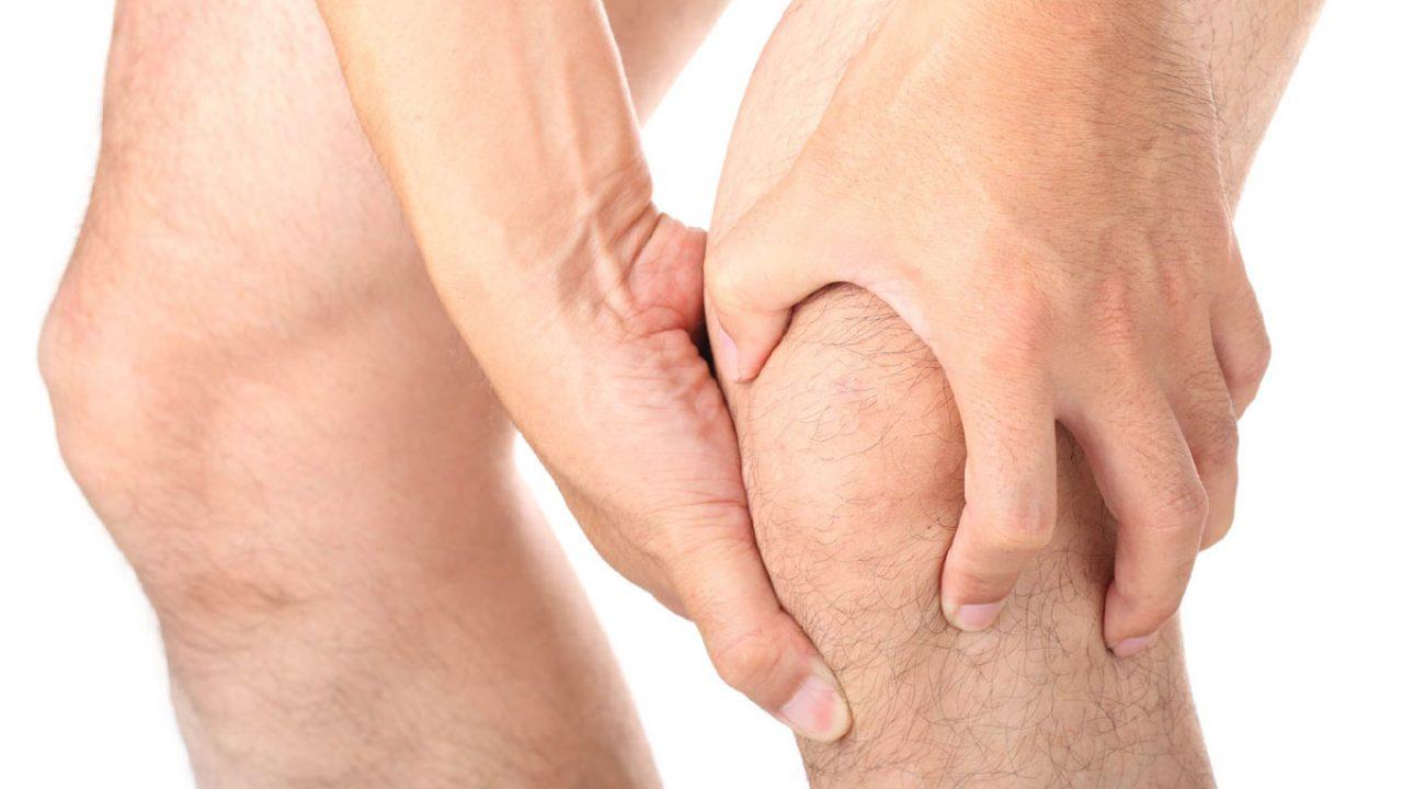dureri ascuțite la genunchi fără răni)