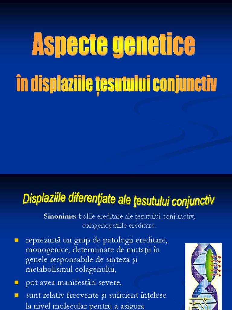 tulburări ale metabolismului țesutului conjunctiv se înalță cu dureri articulare