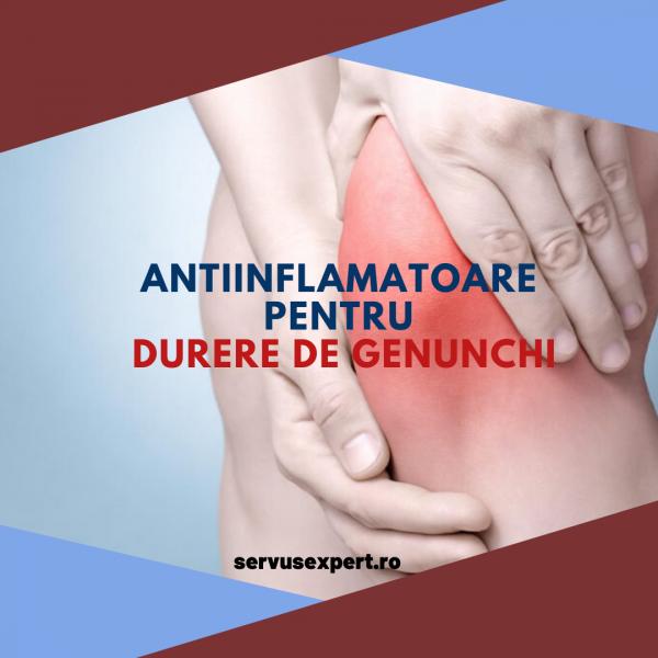 antiinflamatoare nesteroidiene pentru dureri articulare)