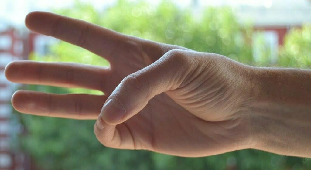 Vindecarea înțelept în boli ale articulațiilor cu fotografii, Mudra din boala articulară