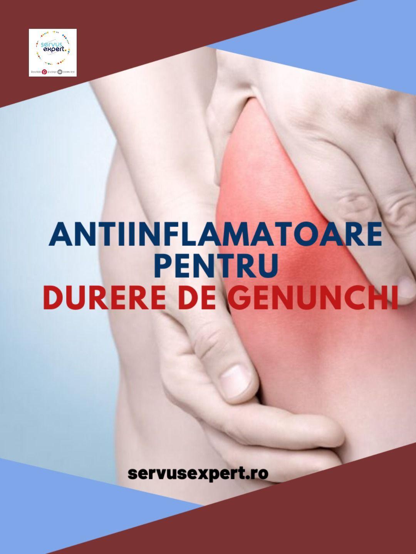 dureri cronice de genunchi și șold