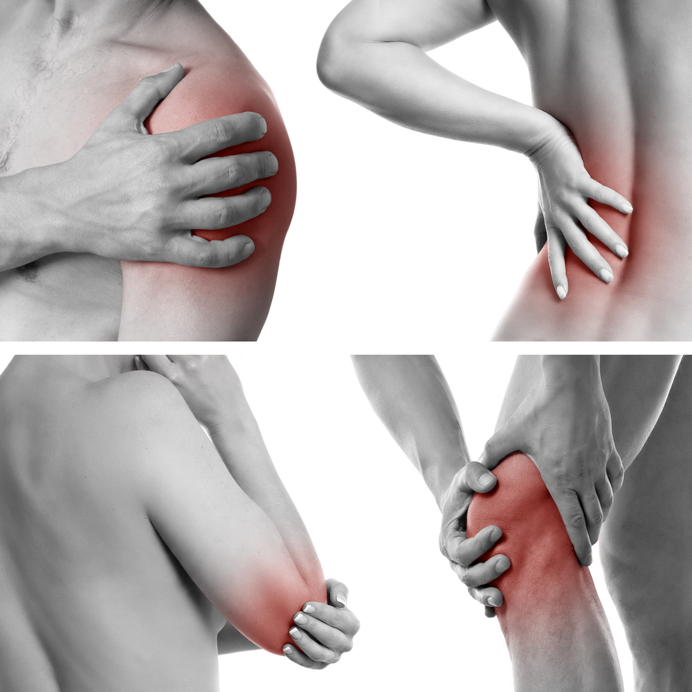 pierderea forței în durerile articulare)