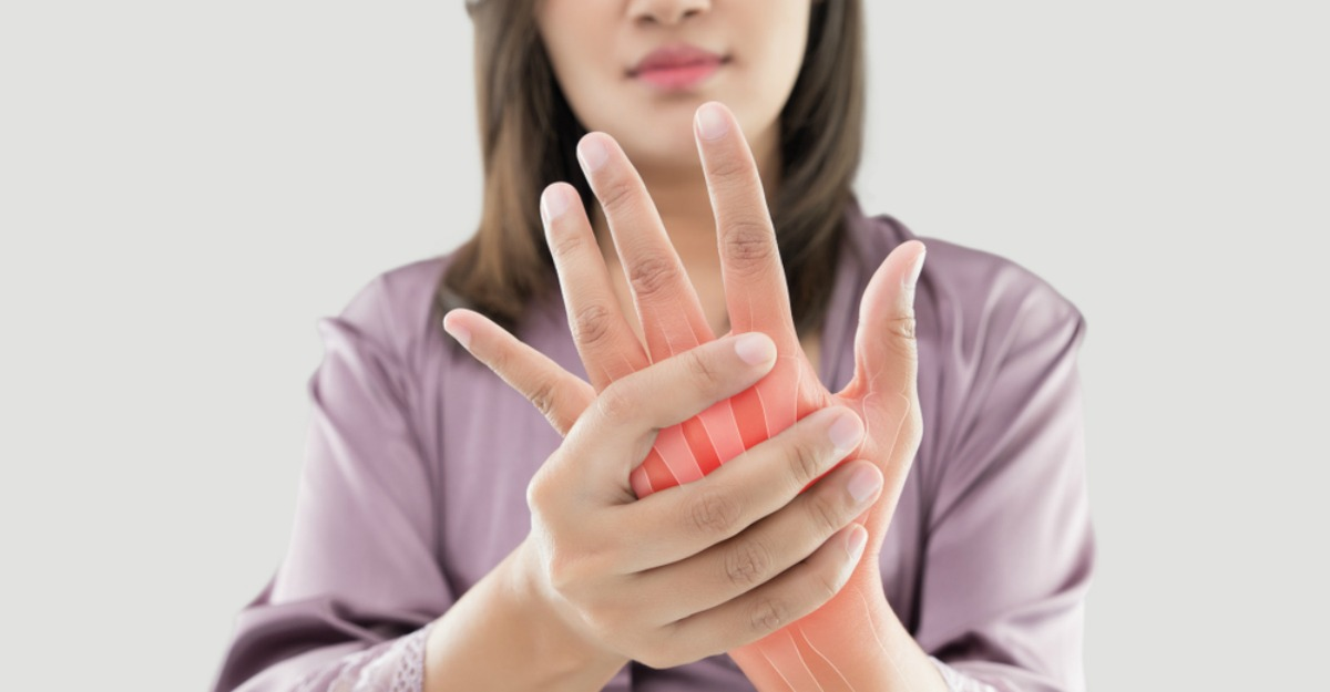 înroșirea inflamației articulațiilor