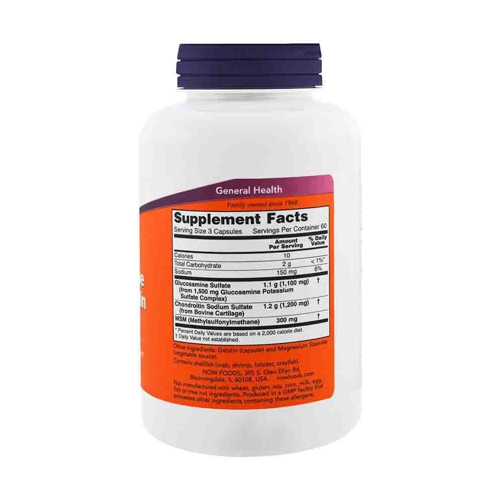 utilizarea glucozaminei și condroitinei