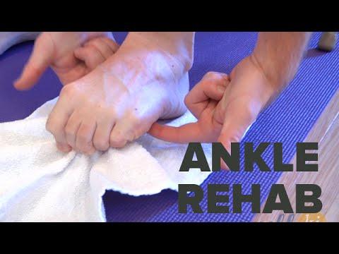 Artroza acută a medicamentului pentru tratarea gleznei