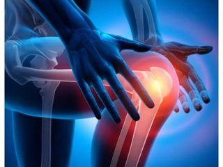 artrita deformantă a genunchiului)