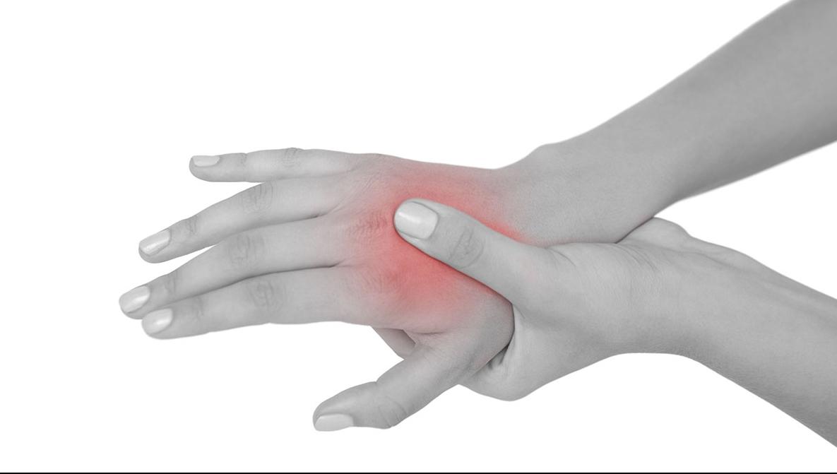 artrita mâinii drepte.Cum să tratezi)