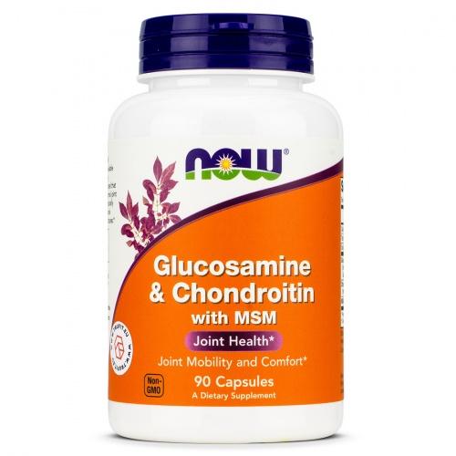 cel mai bun glucozamină și condroitină
