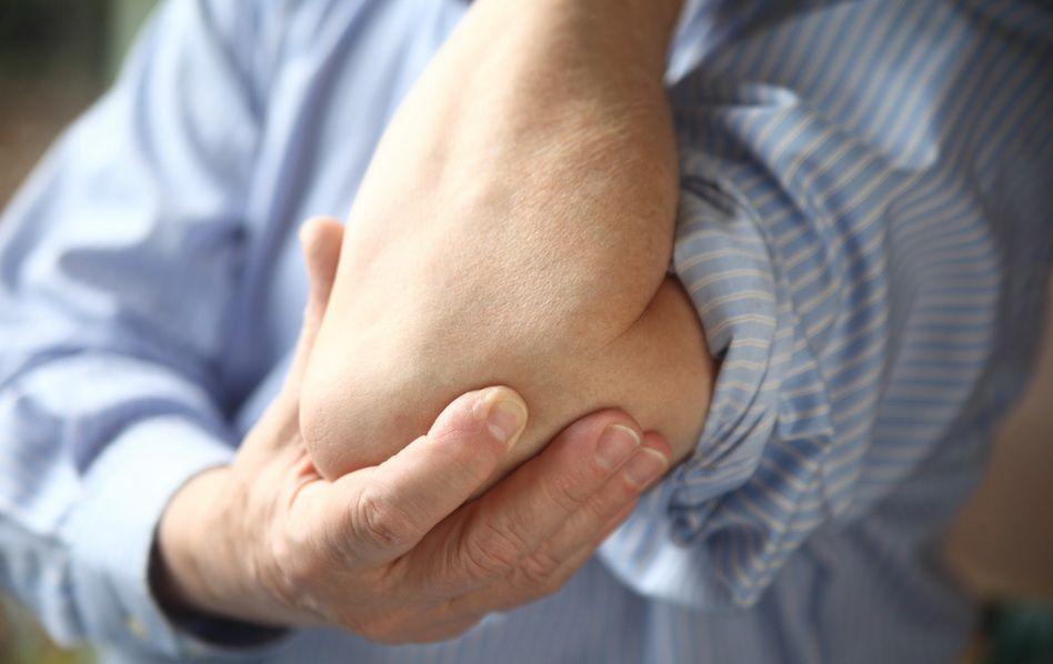 bursita seroasă a tratamentului articulației cotului cum se utilizează glucozamină și condroitină