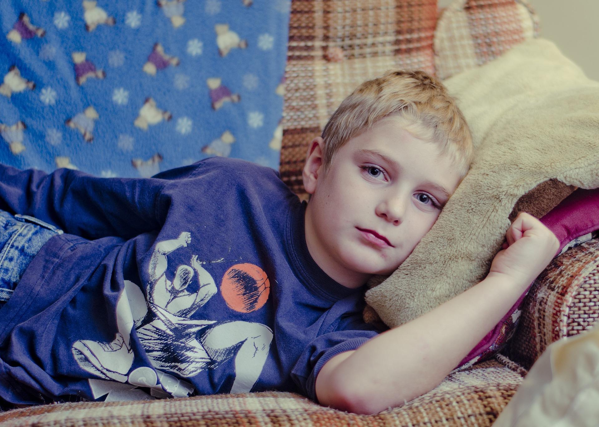 dureri de șold la copii