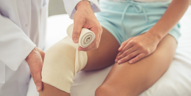 tratamentul inflamației tendoanelor genunchiului