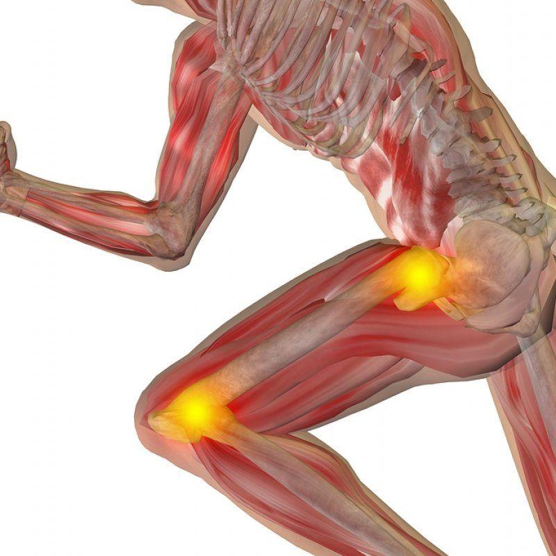 ceea ce poate însemna dureri de șold dureri de extensie a cotului