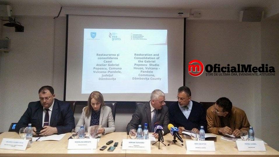 Consolidarea și restaurarea Culei Cernăteștilor | Radio România Oltenia Craiova
