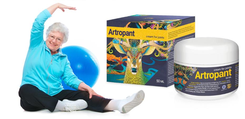 Crema de artropant cumpărați într-o farmacie