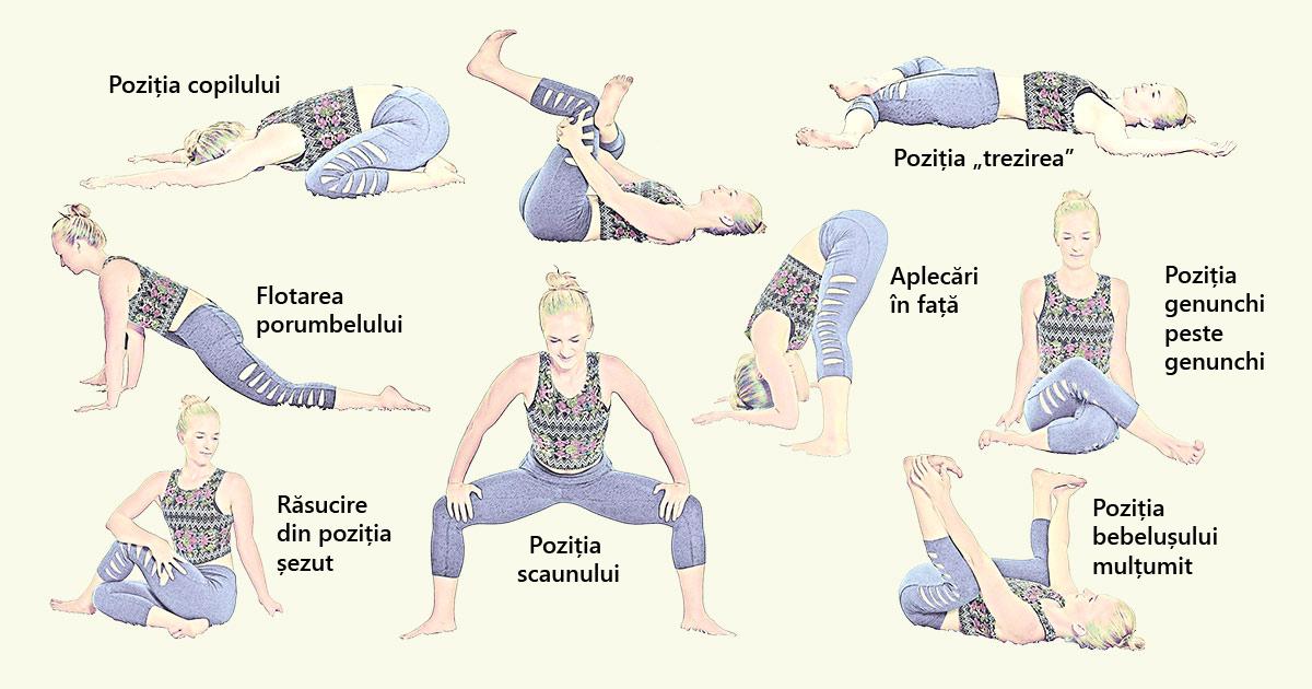 exerciții fizice pentru dureri de genunchi