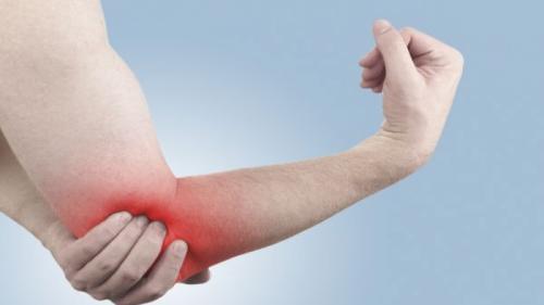 durerea în articulația cotului dă în mână)