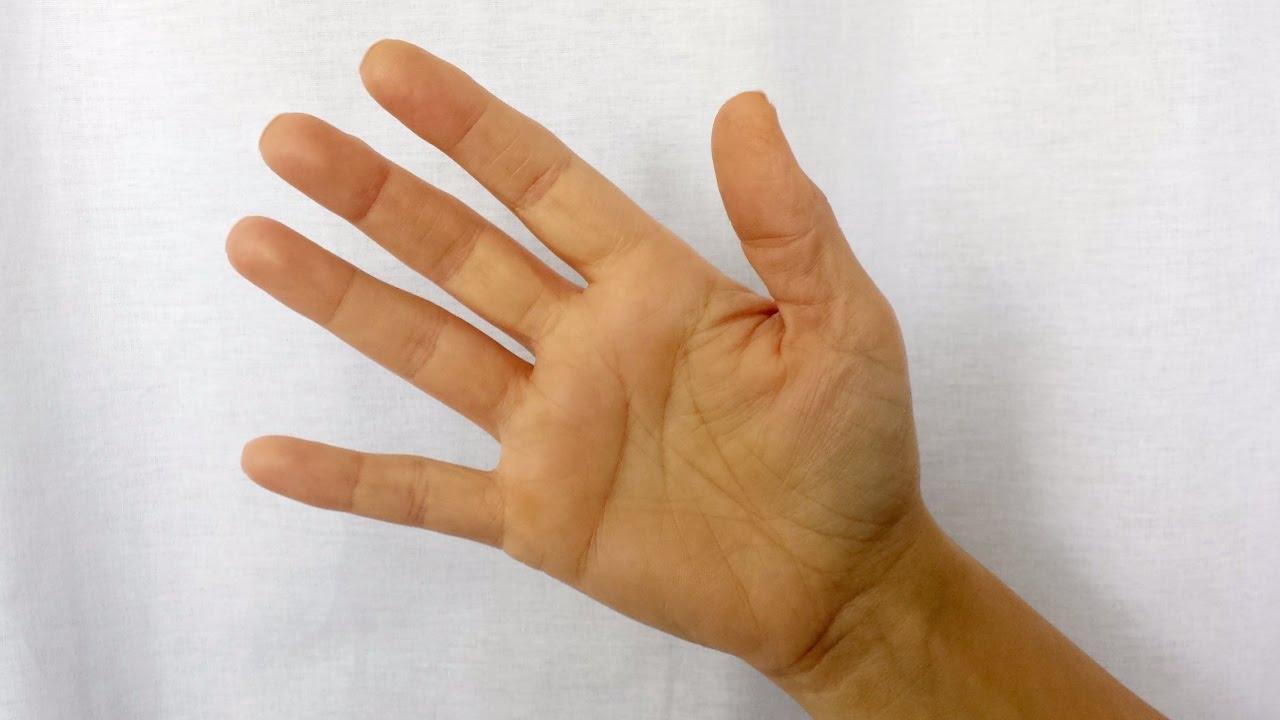 dureri articulare amorțite degetul mic)